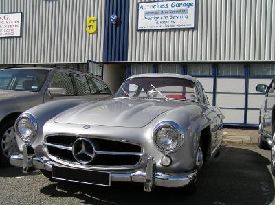 Autoclass Mk Independent Mercedes Benz Specialists